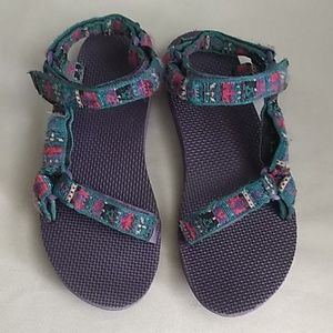 Teva Purple Sandals